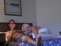 70 yr mature aged broad with twenty yr old boyfrend
