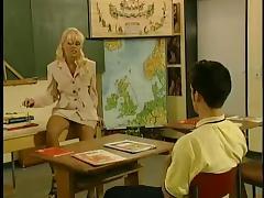 Kelly Trump as Teacher