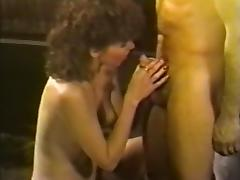 Barbie Dahl, Marlene Willoughby, Mistress Candice in classic porn video