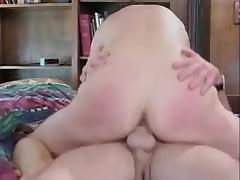 Aged brunette hair indulges in hawt oral pleasure sex