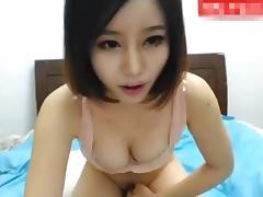 Peep! Live chat Masturbation! Gutsy Masturbation Part.1 of China Hen total playgirl Hotangelyan chan