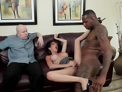 milf cucks her man @ mom's cuckold