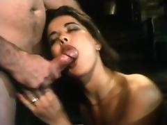 Cumshots on Angelica Bella 1