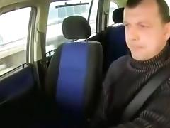 Wicked girl Backseat Fuck