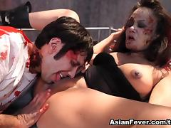 Annie Cruz in Beyond Fucked: A Zombie Odyssey - AsianFever