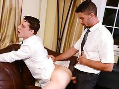 Jimmy Fanz & Paul Canon in Mormon Undercover Part 3 - DrillMyHole