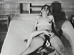 lesbo action in latest 50s