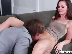 Lily Carter not only sucks but also allows her partner to drill her!