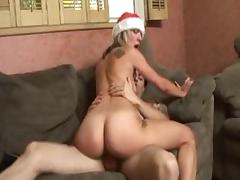 Hottest pornstar Amy Brooke in best blonde, creampie adult movie