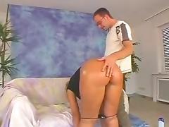 Mamas erstes Pornocasting