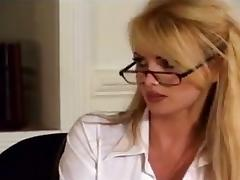 Huge tits milf blonde fucking
