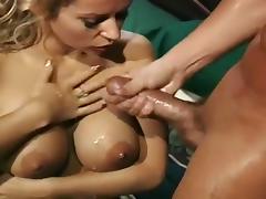 Big Tit Blond Having Sensual Sex