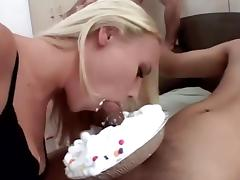 Anal dp creampie farting slut