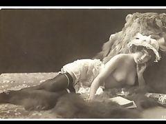 Erotic French Postcards c 1900 1925