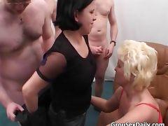 Two amateur sluts getting destroyed