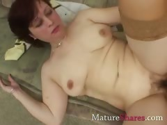 A tight mature fuck hole