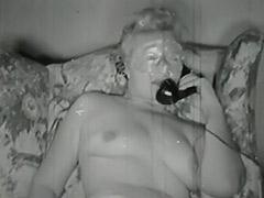 Madam Masturbates and Craves Sex 1940