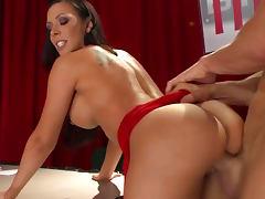 Tattooed Pornstar Rachel Starr Gets Fucked For a Good Cause
