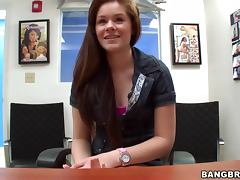 Angel Cakes demonstrates how good she is in getting fucked