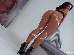 Intense Anal Sex With The Bootylicious Jada Stevens