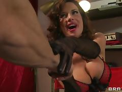 Theatrical Sex Coudn't Get Any Better With Veronica Avluv