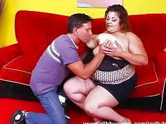 Giant horny Bbw Latina wants some cock