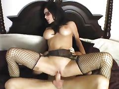 Jessica Jaymes fucks and sucks
