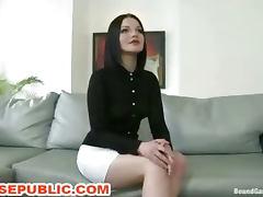 BDSM Group Gangbang Slave Rita