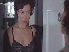 Gina Gershon and Jennifer Tilly Bound