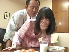 Hot and horny MILF gets hardcore action from her randy hubby
