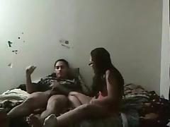 Filipina girlfriend home sex tape