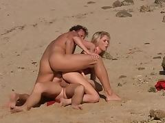 Blond Beach DP
