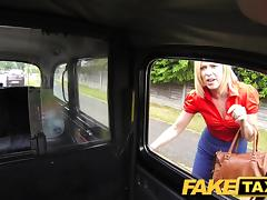 FakeTaxi: Adventures of a taxi cab with large boobs and taut pussys