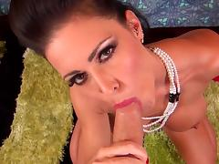 Jessica Jaymes was drilled in her mouth