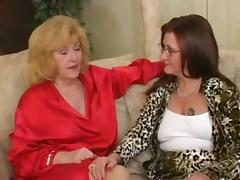 hot grandmother bonks her grandsons ally