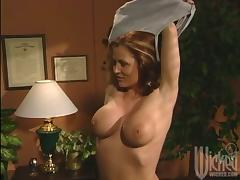 Renee La Rue has the Most Perfect Tits Ever Seen! She gets Licked, Fingered, and Fucked Hard!