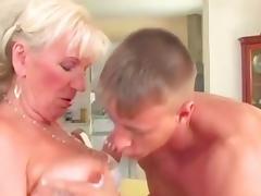 Hungarian granny fuck