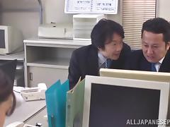 Kana Narumiya is a nasty sexy Asian teacher