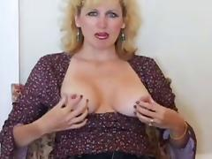 Sexy Wife Interviewed Before The Blowjob Session
