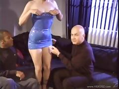 Naughty hot ass housewife is cheating with a big black cock fuck