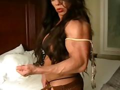 Wendy Mcmaster Female Bodybuilder 02